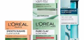 L'Oreal Skincare Night Routine