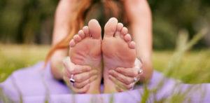 Per avere piedi perfetti
