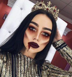 make-up-halloween-look-2