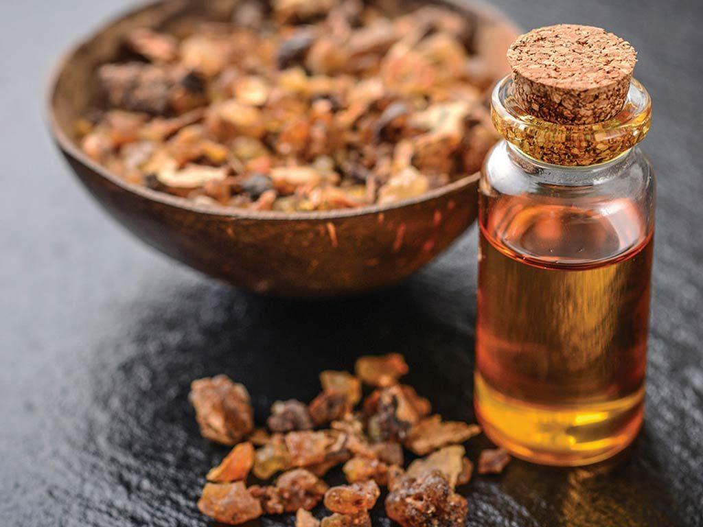 Benefici dell'olio essenziale di mirra