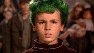 hennè capelli verdi