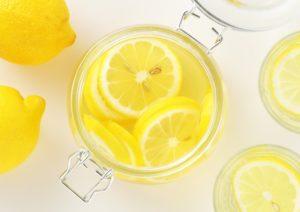 il limone per la cura dei denti