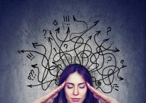 I sintomi dello stress.
