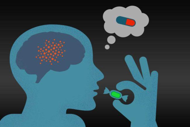 Effetto placebo e medicine.