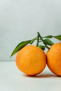 immagine arance per la cura dei denti