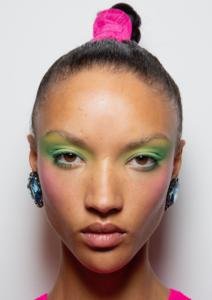foto ombretto verde trend 2020