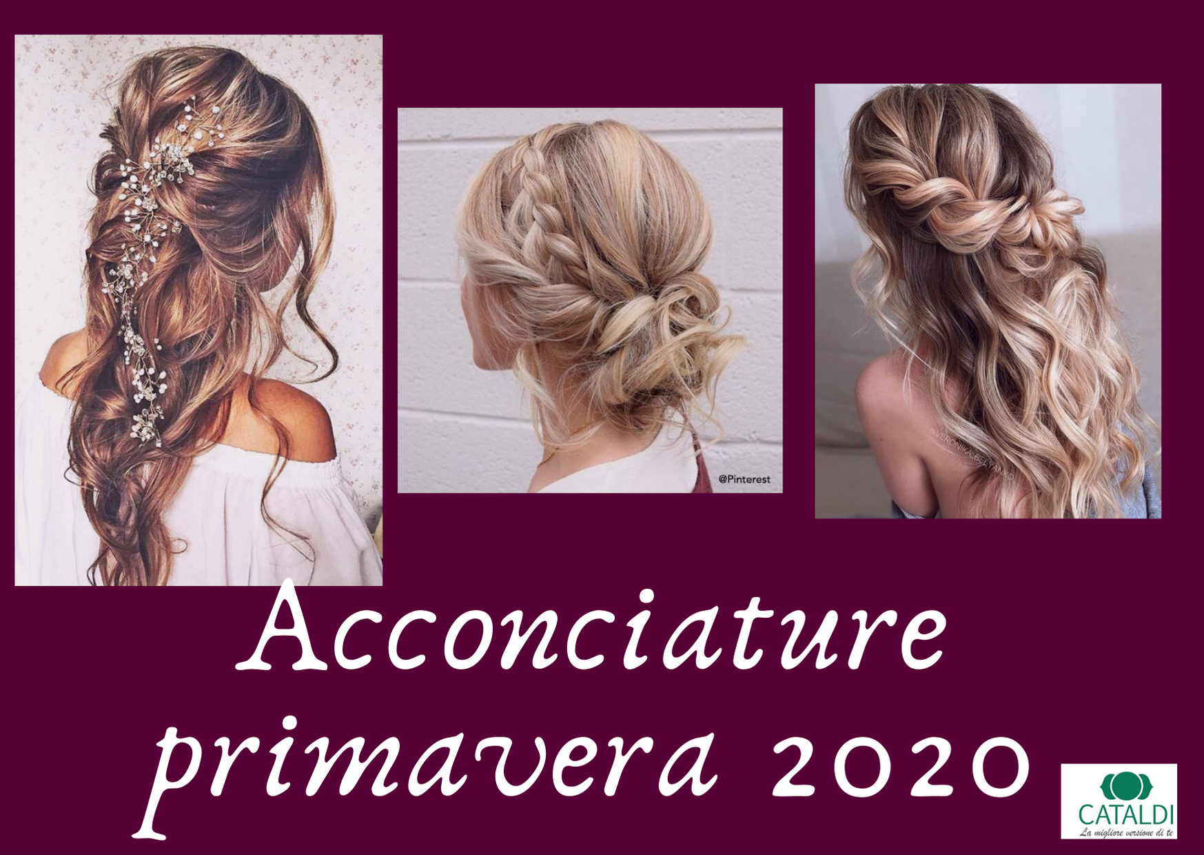 10 ACCONCIATURE PER LA PRIMAVERA 2020