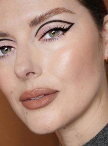 trend makeup 2020 effetto grafico