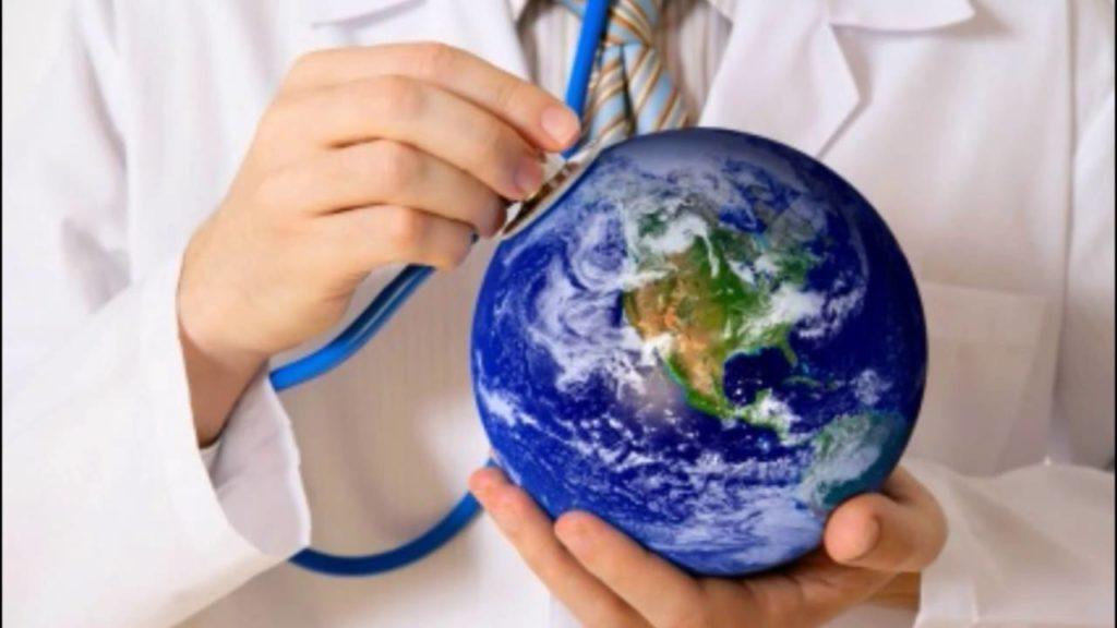 Il paziente più grave - medico che cura il mondo