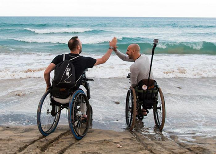 disabili e benessere