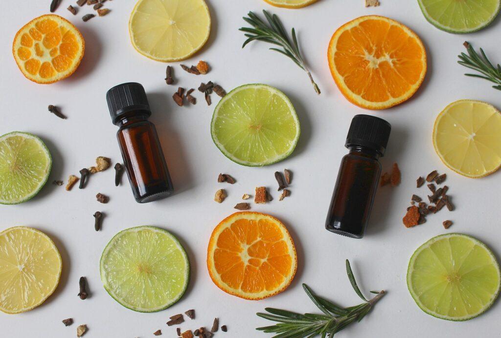Benefici dell'olio essenziale di limone sulla pelle